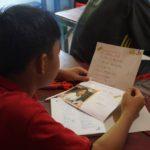 英会話Tips カンボジア日記3  日本とカンボジア、お手紙交流。