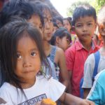 英会話Tips カンボジア日記2  カンボジアの子供たちと英語レッスン!