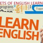 英語が上達する人の特徴